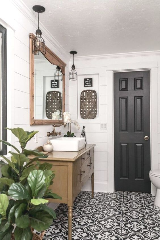 Photo of 17 Chic Small Bathroom Ideas (This Inspires You a Lot)