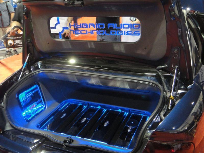 Scott Buwalda Hybrid Audio Som Automotivo Automotivo Carros