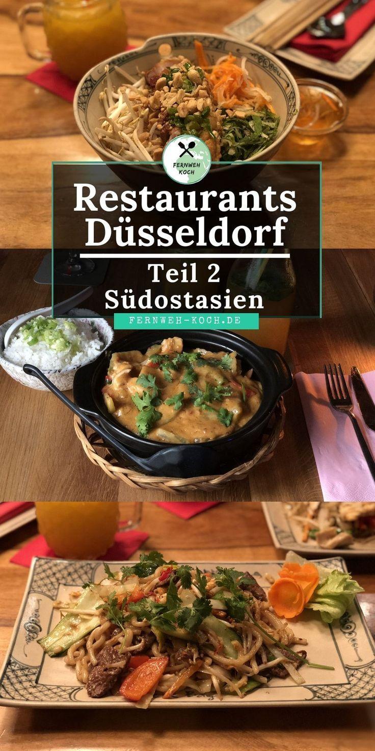Düsseldorfer Restaurants - Teil 19: Südostasien (mit Bildern