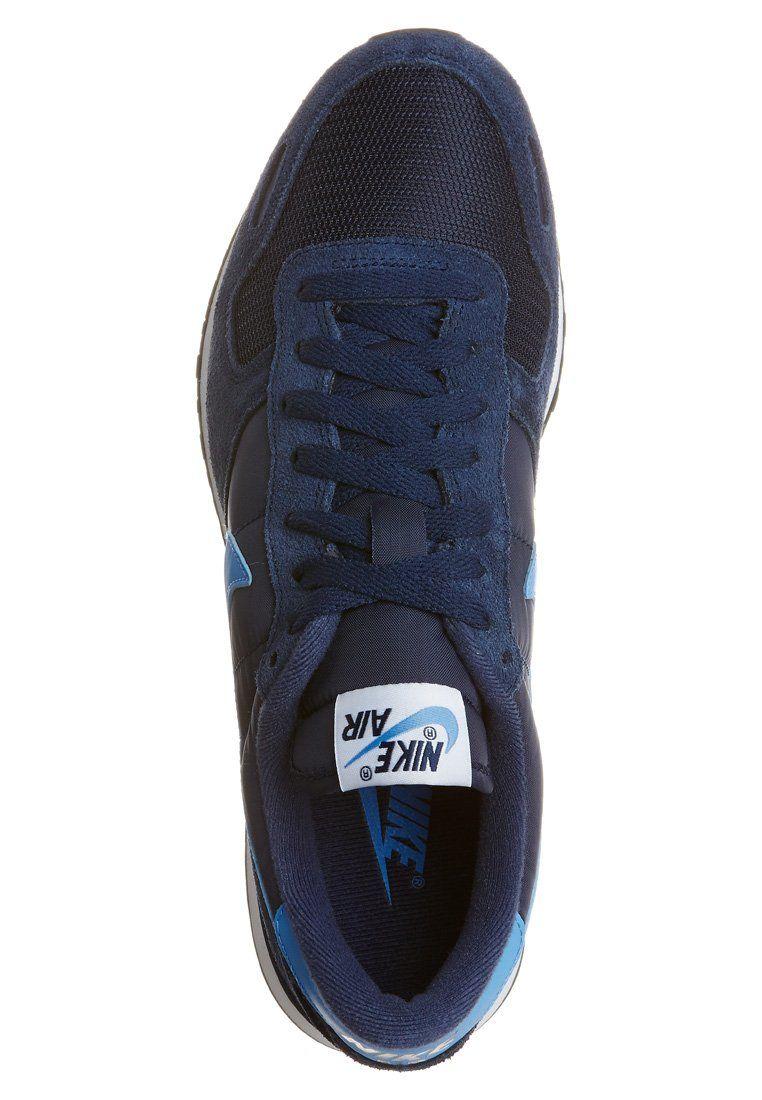 Nike Sportswear AIR VORTEX RETRO Sneaker mid  Marine/unvrsty Marine/unvrsty Marine/unvrsty bl c4caf7