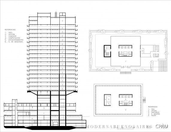 Edificio Ibm Edificios Edificios Modernos Arquitectura