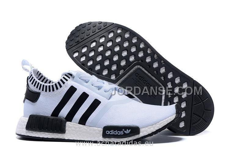 5c1754f1d49ce 2016 ADIDAS ORIGINALS NMD RUNNER PRIMEKNIT HOMME RUNNING CHAUSSURES BLANC  NOIR (CHAUSSURES ADIDAS NMD) NEW RELEASE Only 68.00€ , Free Shipping!