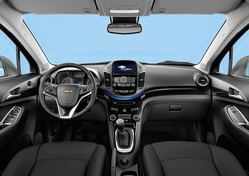Chevrolet Orlando #car with MyLink Technology