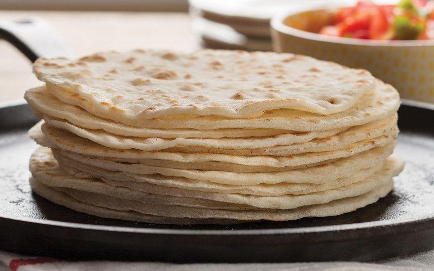 Samosa With Tortillas