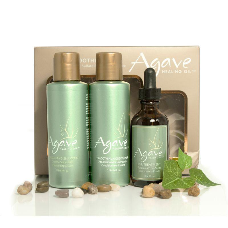 Healing Vapor Iron 1.25″ w/ 1 Vapor Infusion 4 oz – Agave Healing Oil
