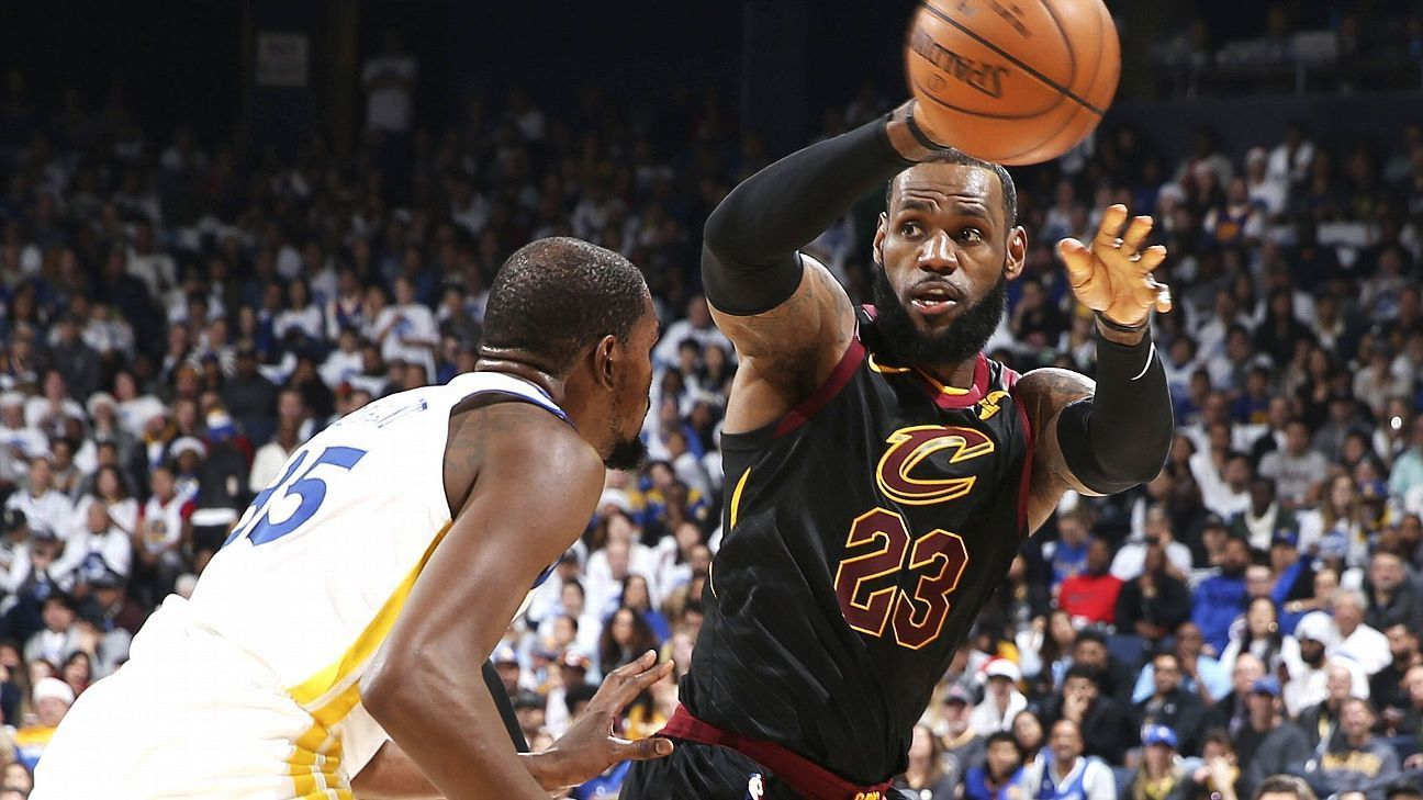 Sources LeBron open to FA talks with Warriors Lebron