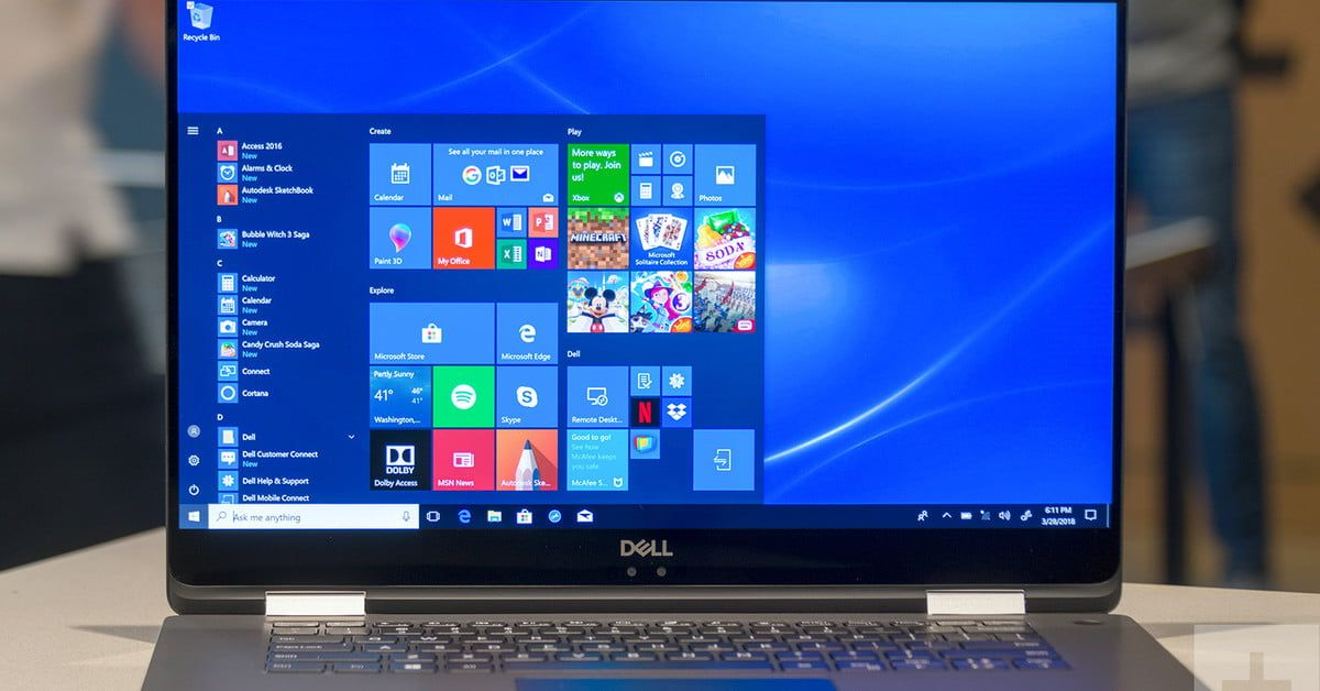 How To Pin A Website To The Taskbar Digital Trends Windows 10 Windows 10 Features Digital Trends