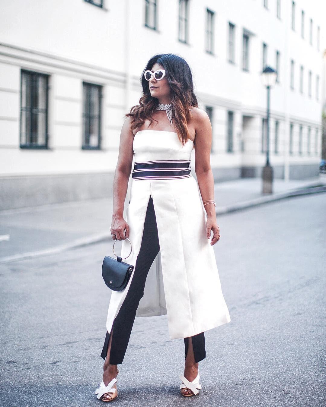 "Gefällt 1,024 Mal, 9 Kommentare - Laura Dittrich (@fashionlandscape) auf Instagram: ""Effortless weekend style/ the ultimate summer uniform. 'Cause nothing beats the ease of denim,…"""