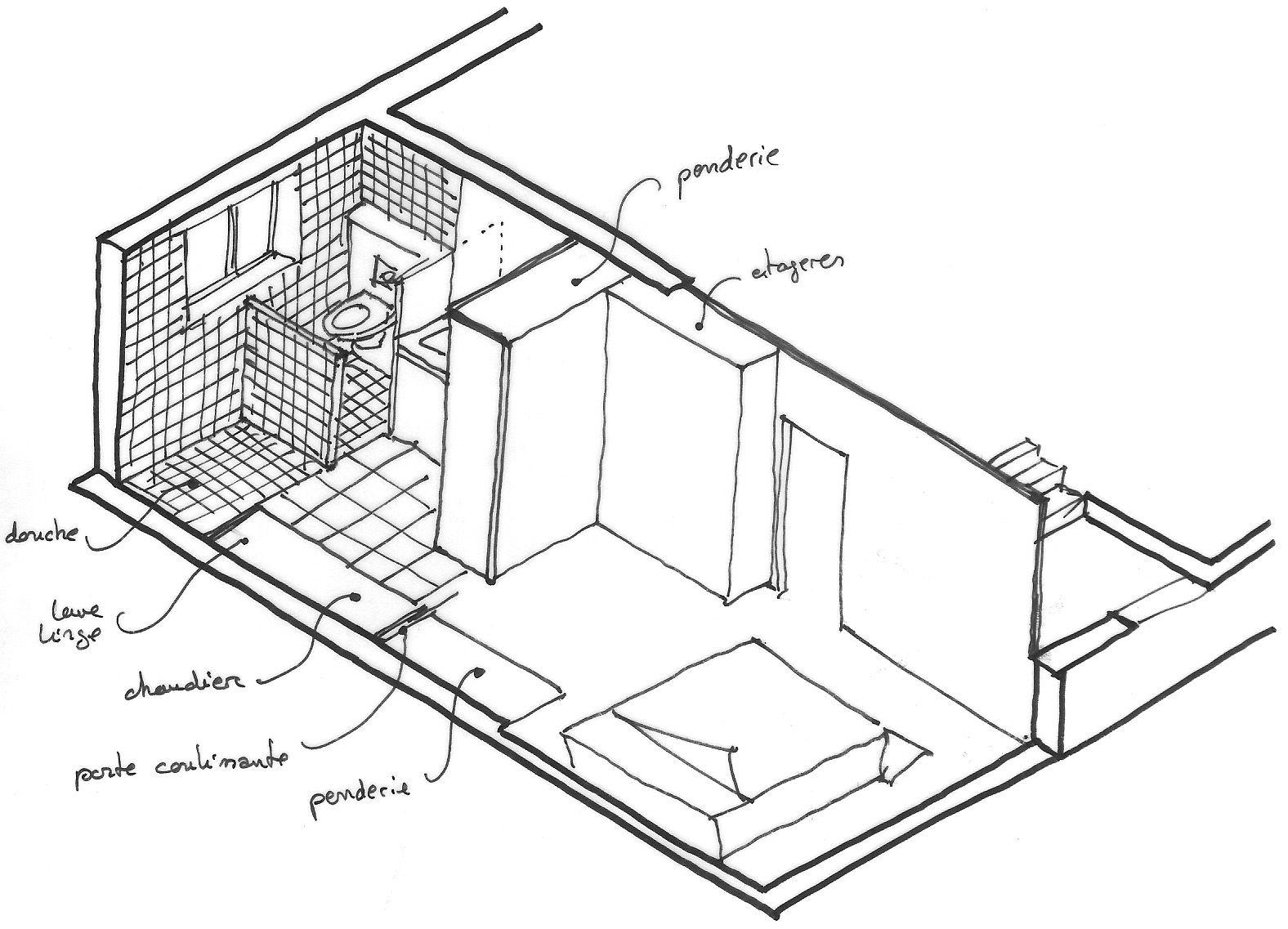 Transformer un sous sol en suite parentale suite - Transformer un garage en chambre prix ...