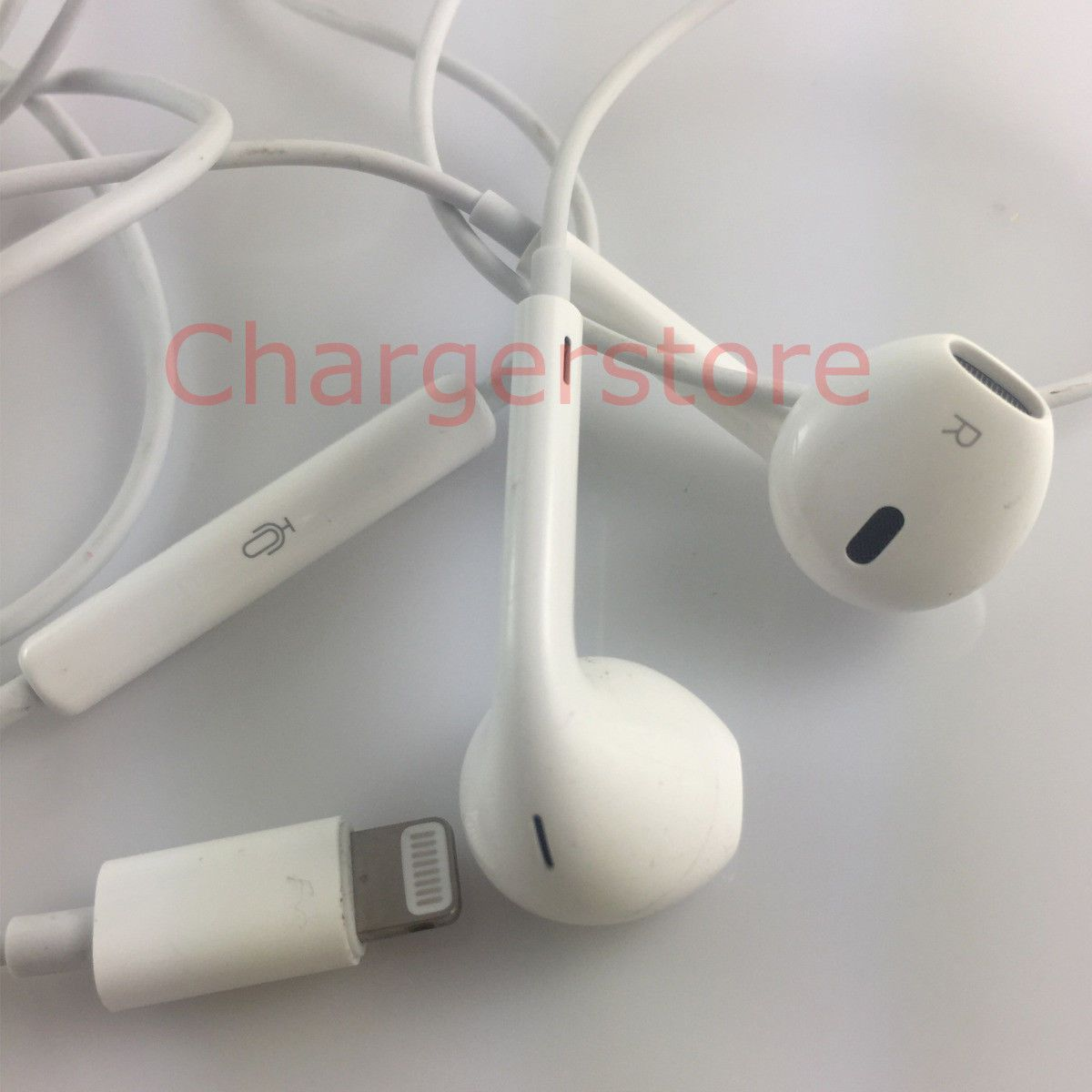 Lækker Details about Original Apple Earpods with Lightning Connector SZ-07