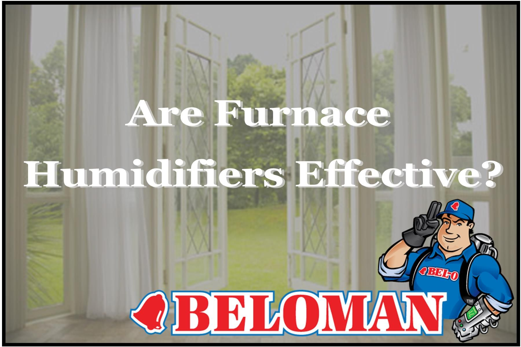 Are Furnace Humidifiers Effective Humidifier, Indoor air
