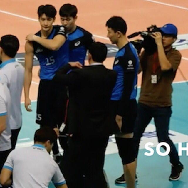 Korea Hottest Volleyball Player Moon Sung Min Watch My Video Watching Korean Volleyball Match For The First Tim Mens Volleyball Volleyball Players Volleyball