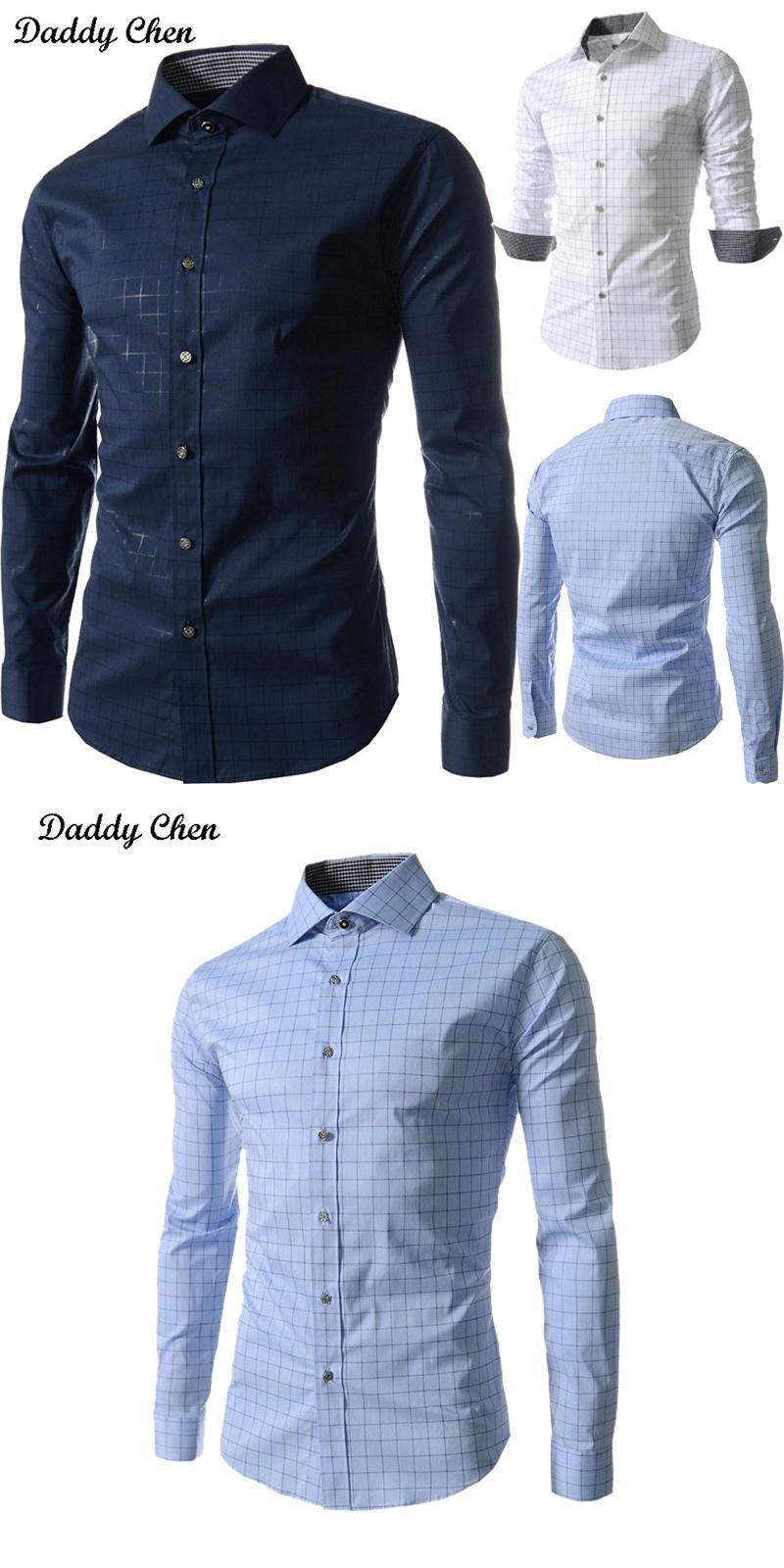 Mens Designer Dress Shirts Brands