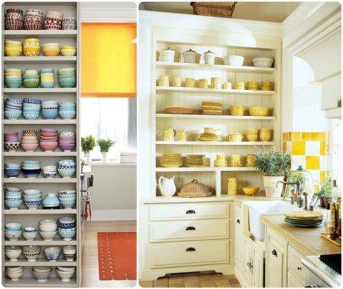 Colorful Open Shelving Kitchen Decor Ideas Kitchen Amazing Diy Kitchen Shelving Ideas Diy Kitchen Shelving Ideas