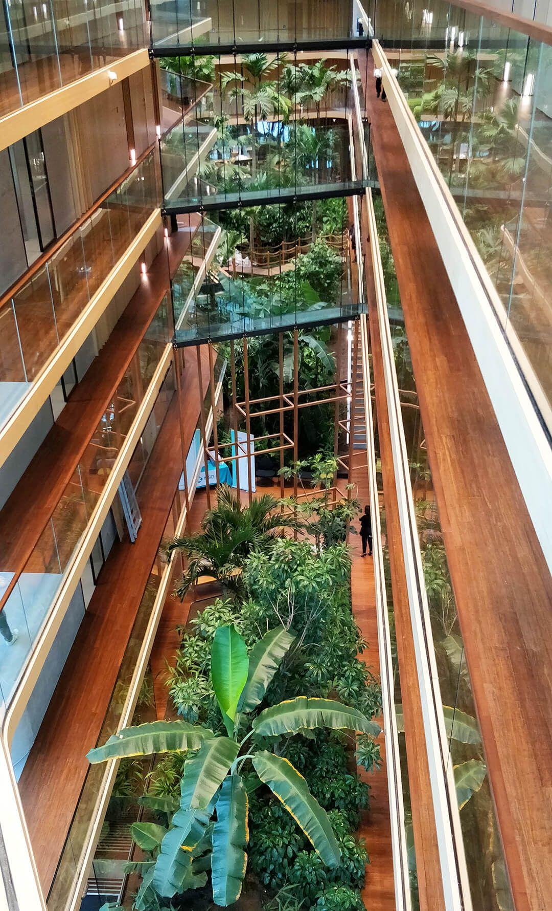 In Amsterdam A Java Island Hotel Goes Greener Hotel Architecture Green Architecture Amsterdam Hotel