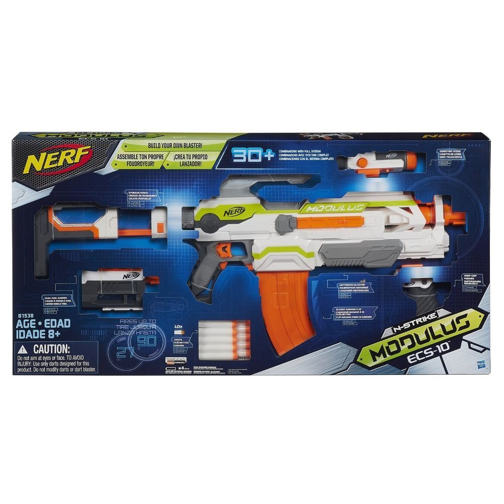 Kids Toy Nerf Gun Dart Bullet Round Head Blaster N-Strike Series Play Out  Side
