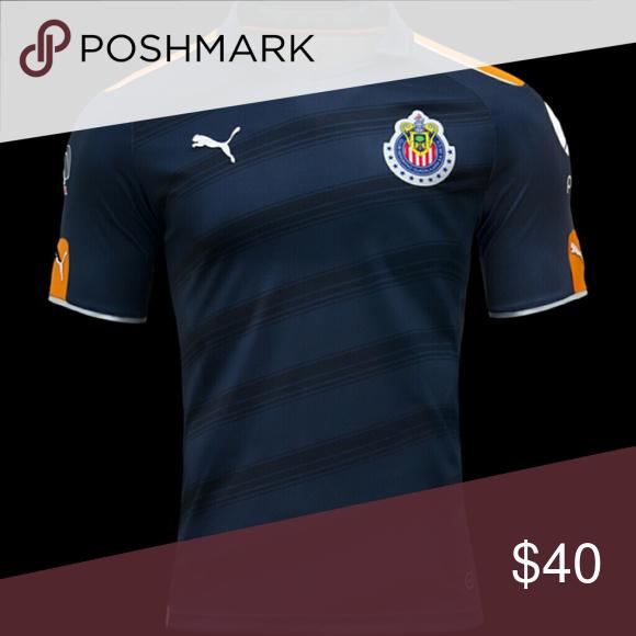 cheap for discount 1016b e526f Chivas de Guadalajara 3rd Jersey Blue Brand new with tags ...