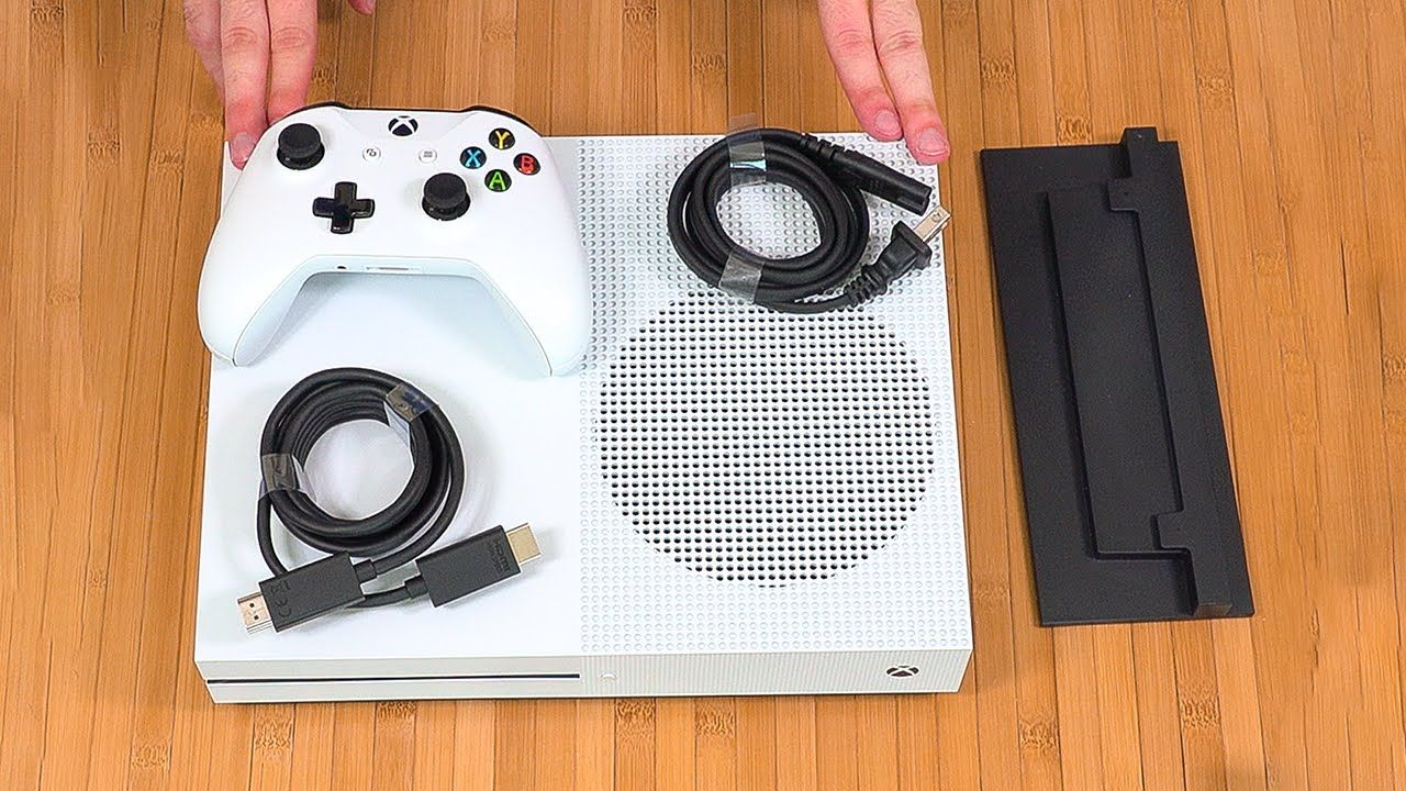 Xbox One S Unboxing (Launch Edition)