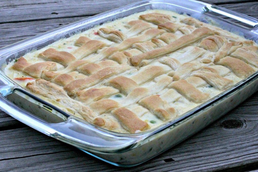 Chicken Pot Pie Casserole 1