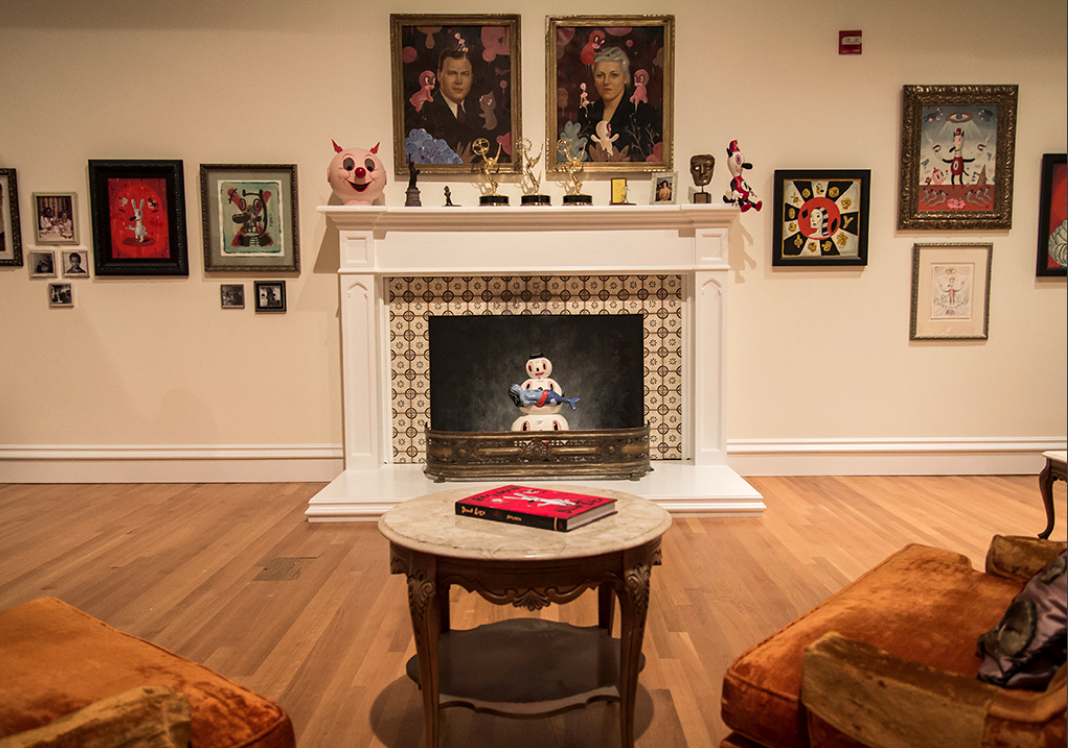 Now – August 18: Gary Baseman: The Door is Always Open