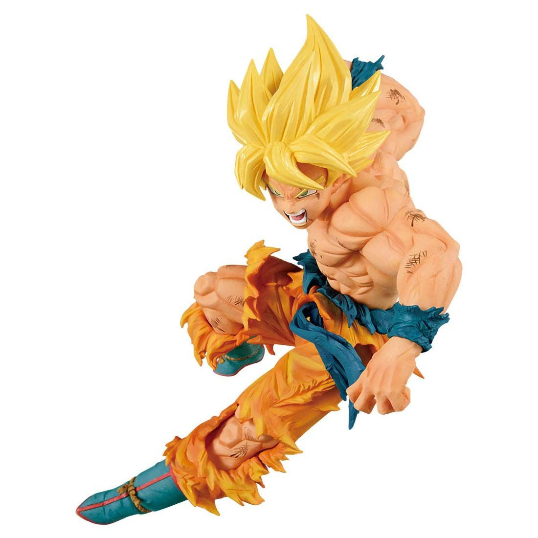 IMPORT JAPON Banpresto Dragon Ball Figurine MATCH MAKERS BROLY SUPER SAIYAN