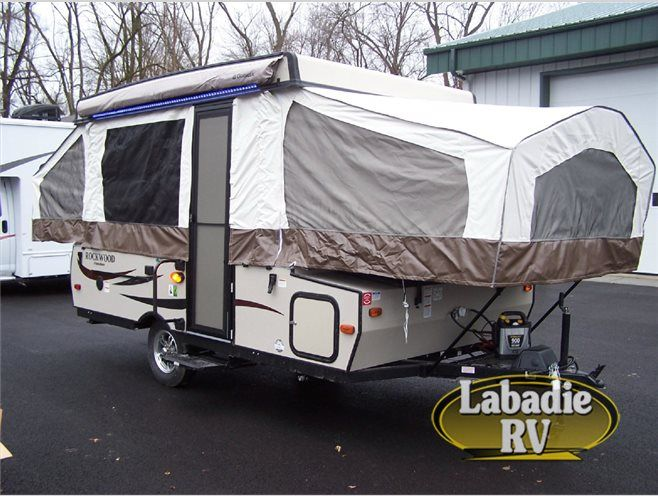 New 2016 Forest River Rv Rockwood Freedom Series 1910 Folding Pop