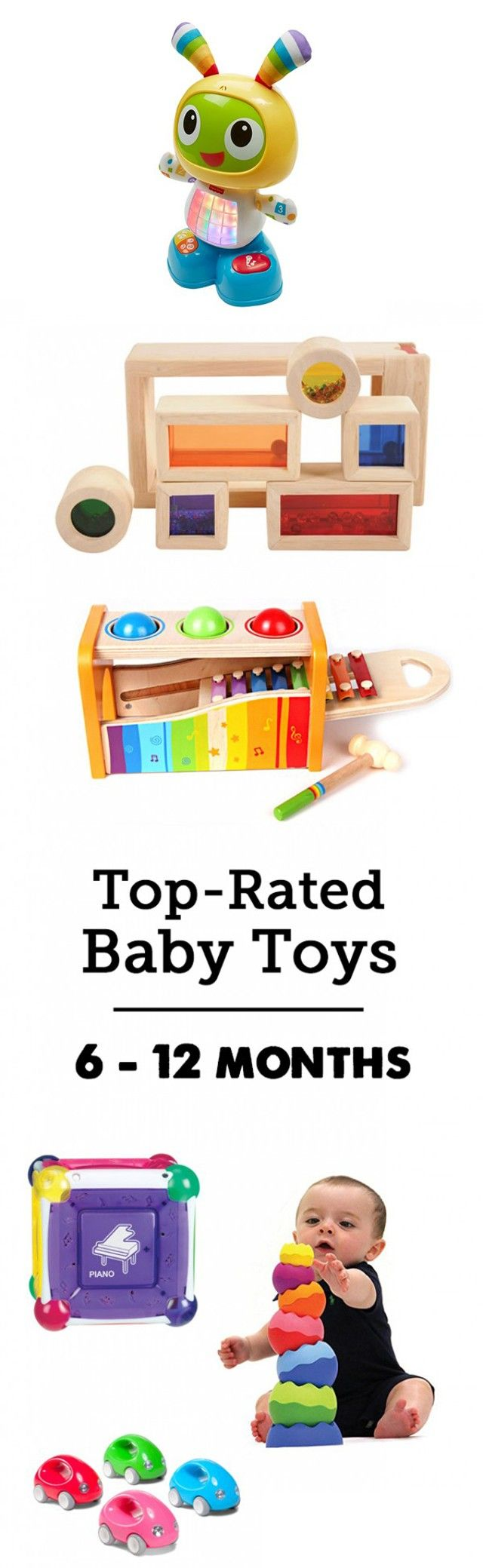 MPMK Gift Guide Snippet: Best Gifts for 6 - 12 Month Olds ...