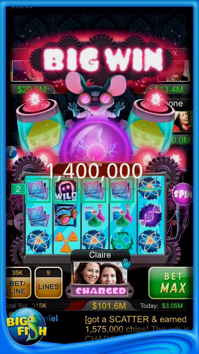 Big fish casino slots jackpot streaming barcelone poker