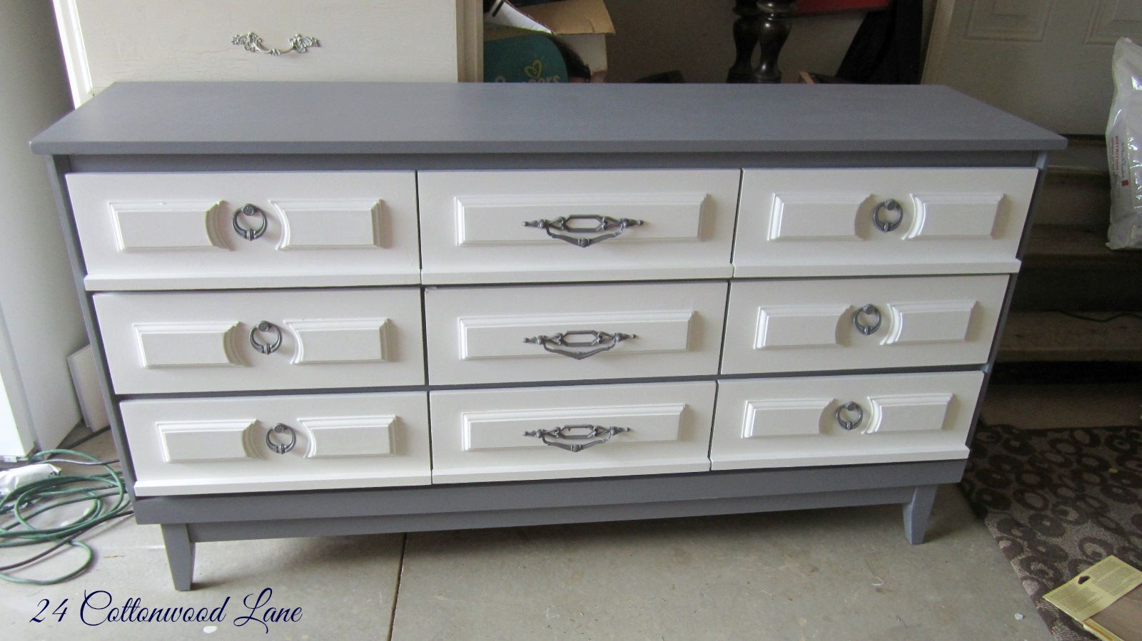 Account Suspended Dressers Makeover Upcycled Furniture Dresser Makeover [ 899 x 1600 Pixel ]