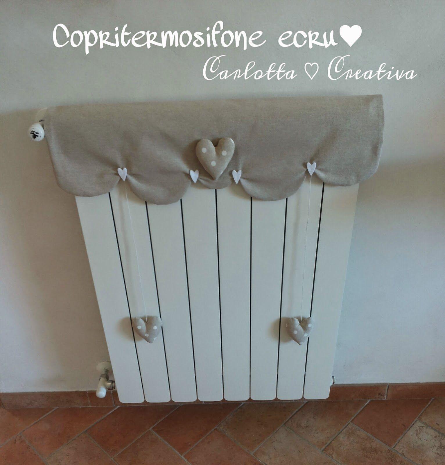 Carlotta creativa decorazione casa guante para cocina - Cortinas encima de radiadores ...