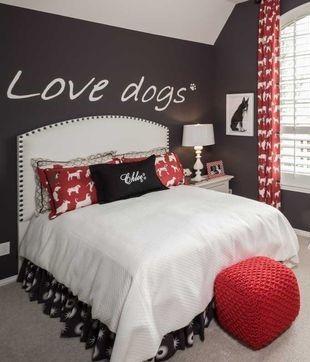 30 Dog Themed Bedroom Decorating Ideas Decor Buddha In 2020