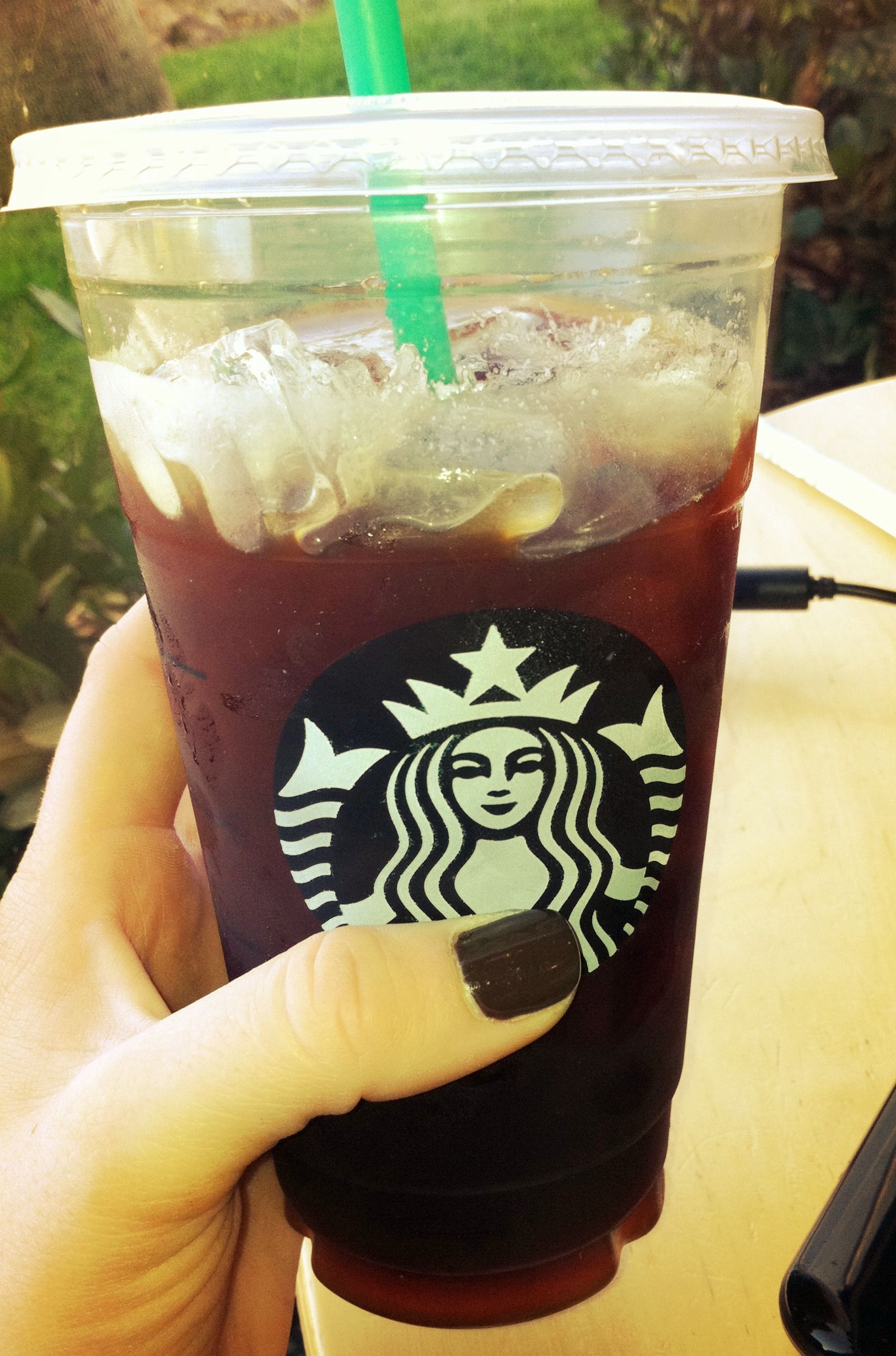 recipe: iced americano starbucks [20]