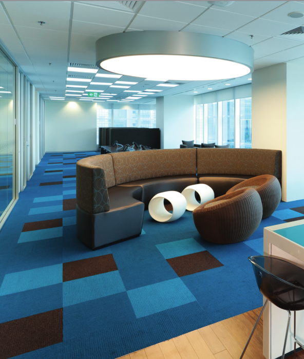 Creating Dynamic And Flexible Workspaces Floor Design Interior