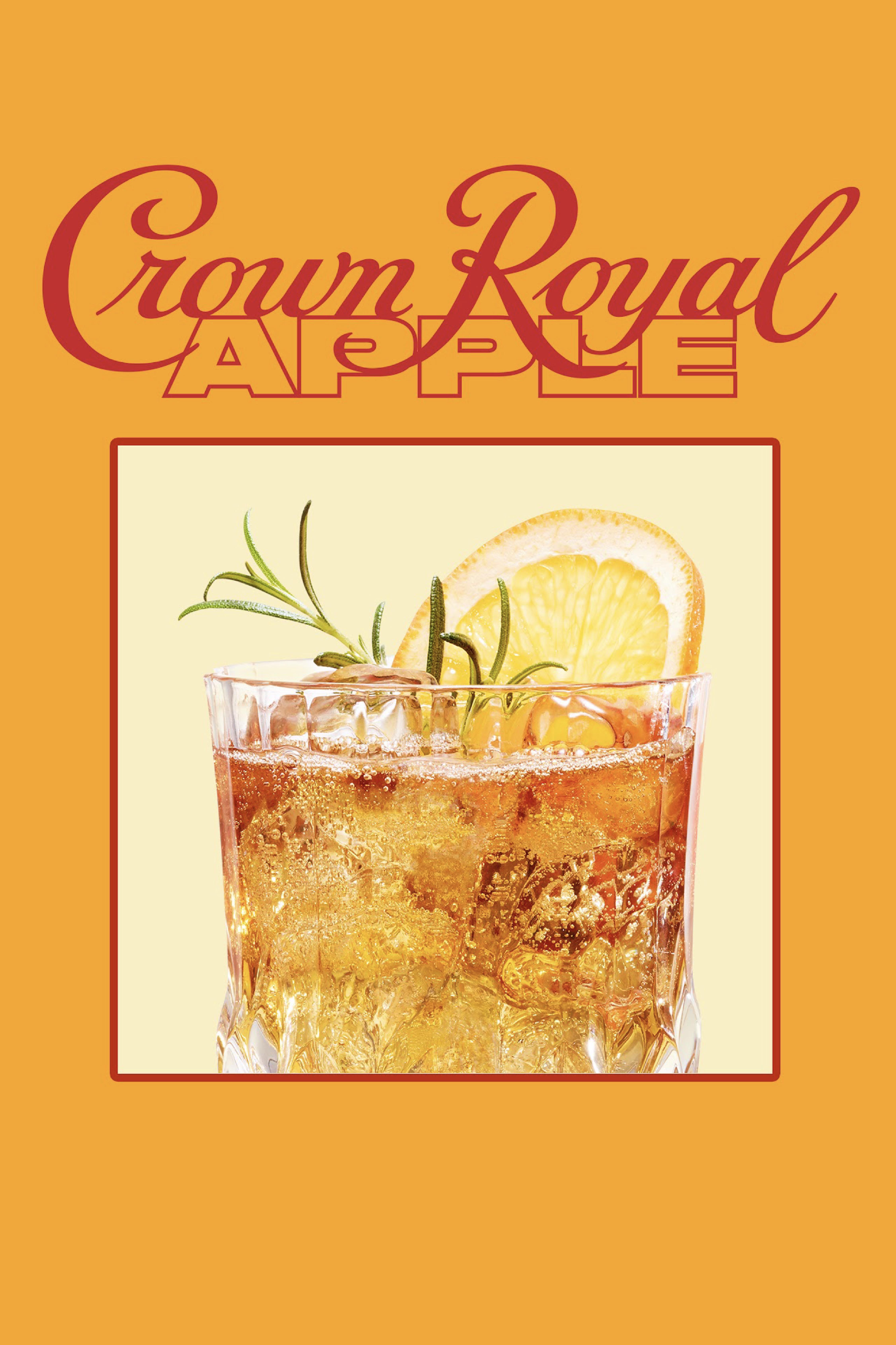 Crown Apple Ginger
