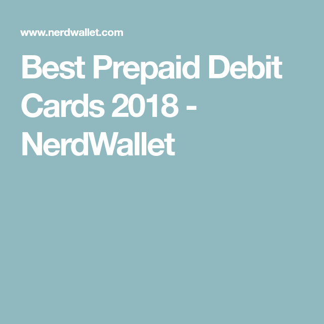 7 Best Prepaid Debit Cards