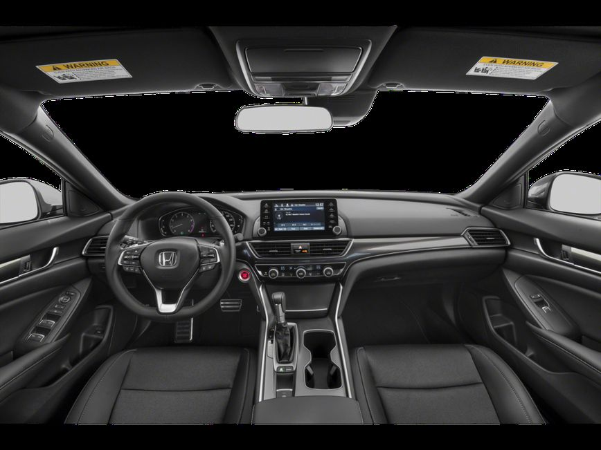2019 Honda Accord Sport Interior in 2020 Honda accord