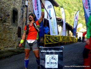 Desafío Cantabria 2013: Tito Parra, campeón y nuevo récord de carrera con 11h07.