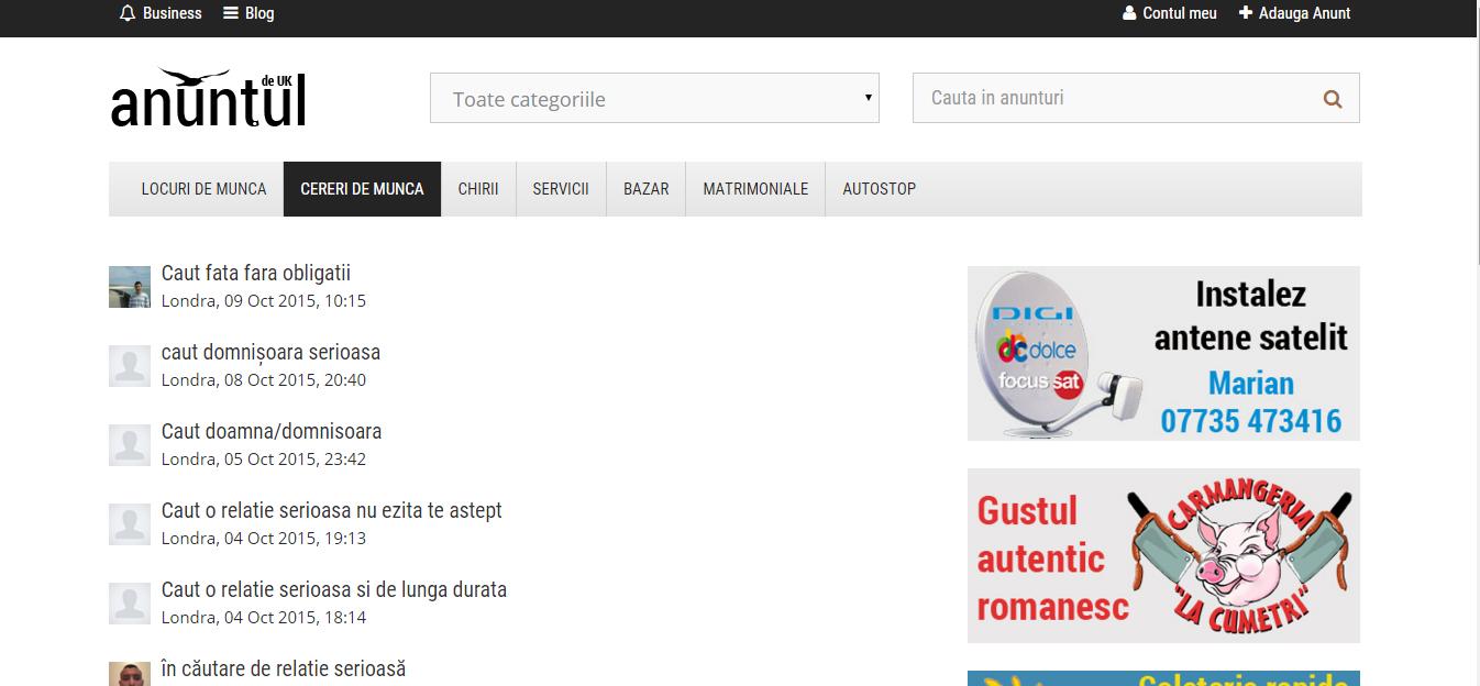 Cupluri din Bucuresti - Dating online, Matrimoniale, Swing | dermacos.ro