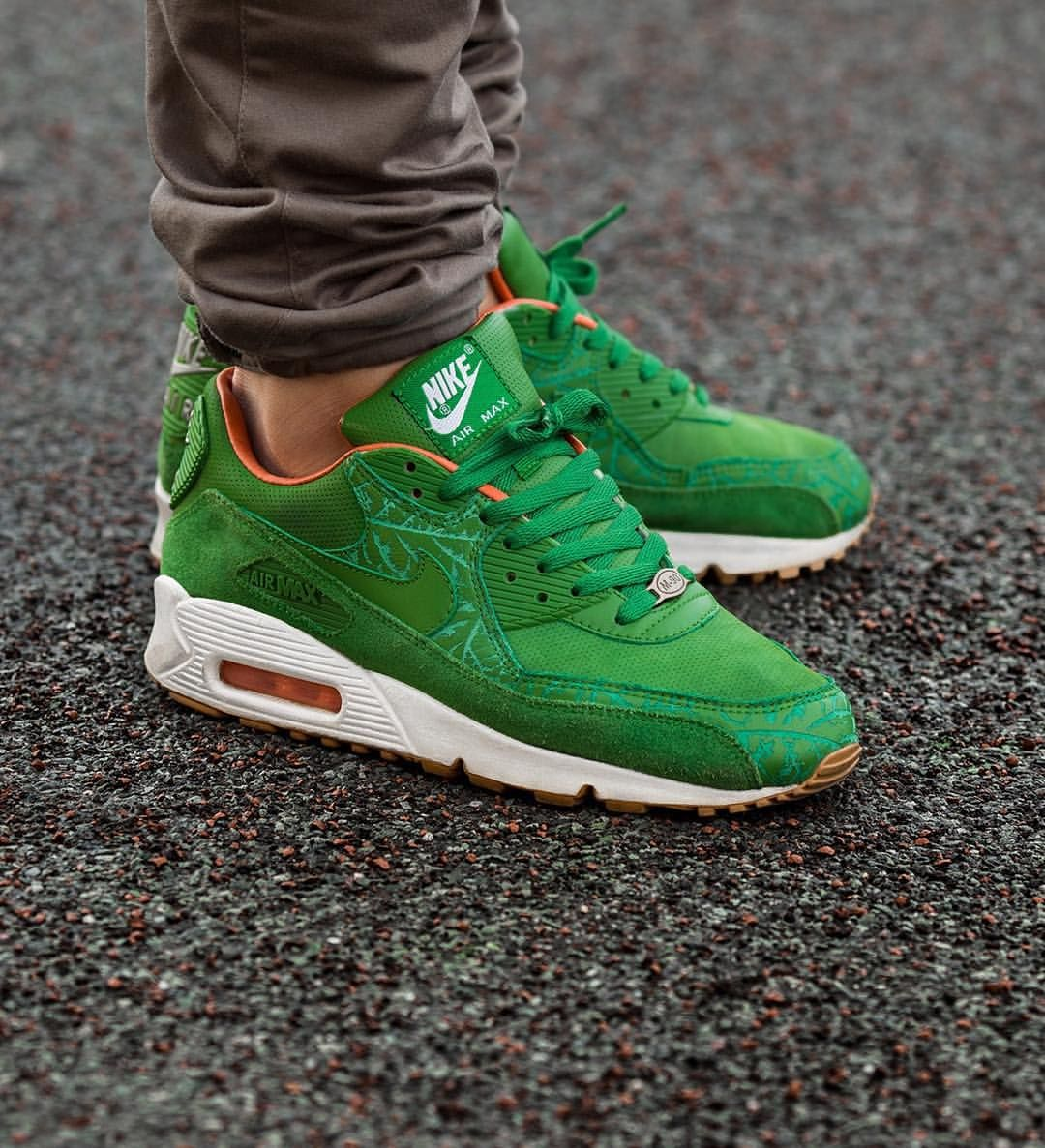 patta x nike air max 90 homegrown
