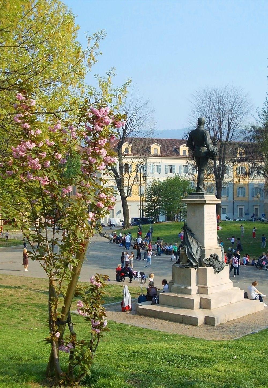 Piazza Cavour Learn Italian In Turin Www Ciaoitaly Turin Com Turin Italy Turin Italy