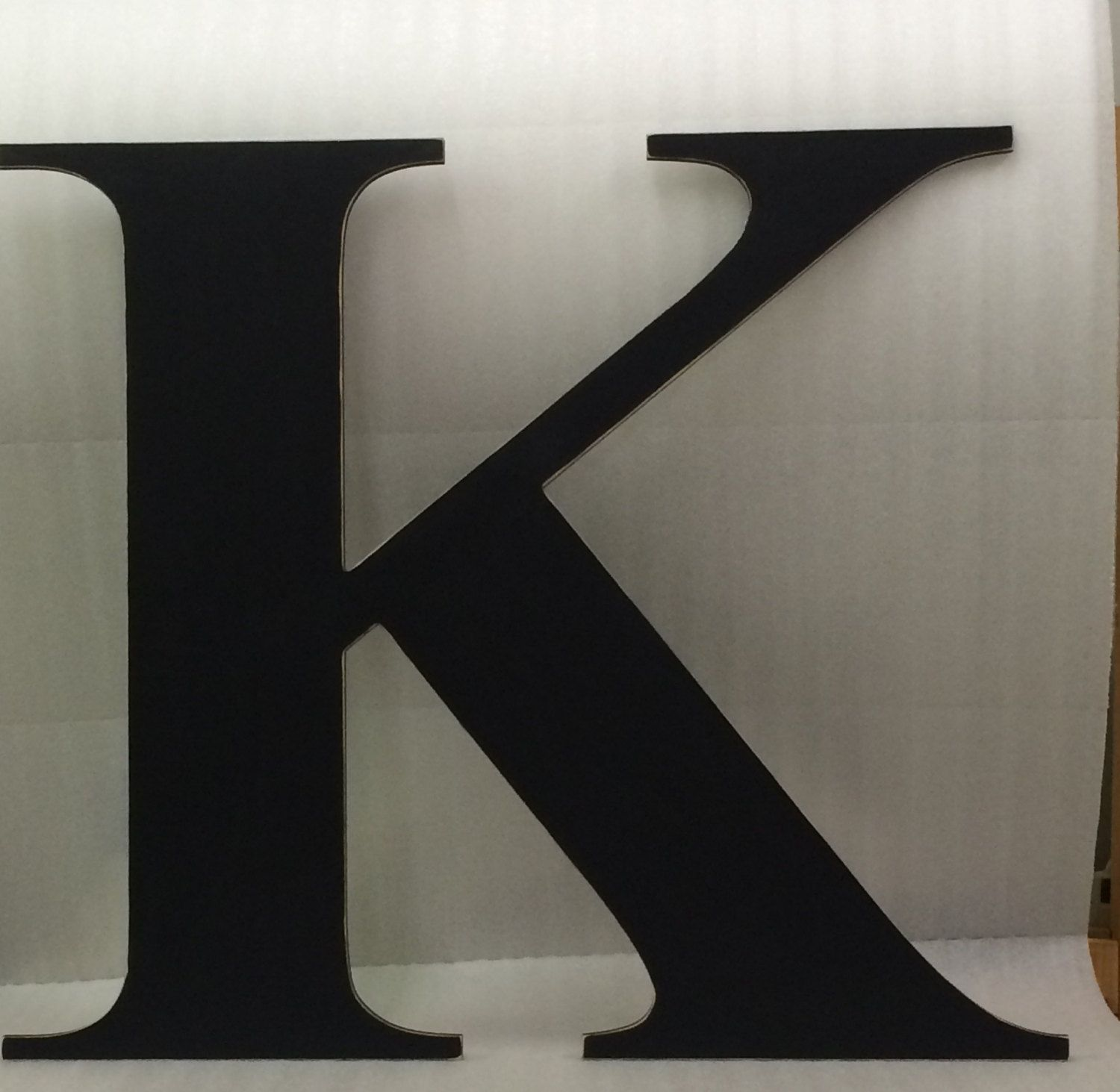 Wooden Letter K Capital 36 Wedding Guest Book Unique Alternate Wall Decor Dorm Room Guestbook Crafted Sign By Asimpleplaceonmain