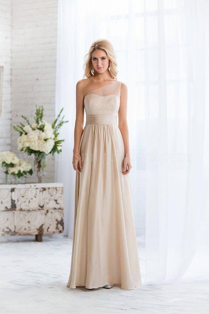 Belsoie L164056 -- great color -- Sandstone | Wedding dresses ...