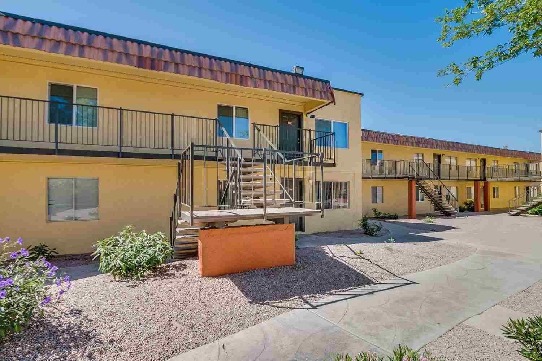 Cottage Park Apartments In Surprise Az plan 4525
