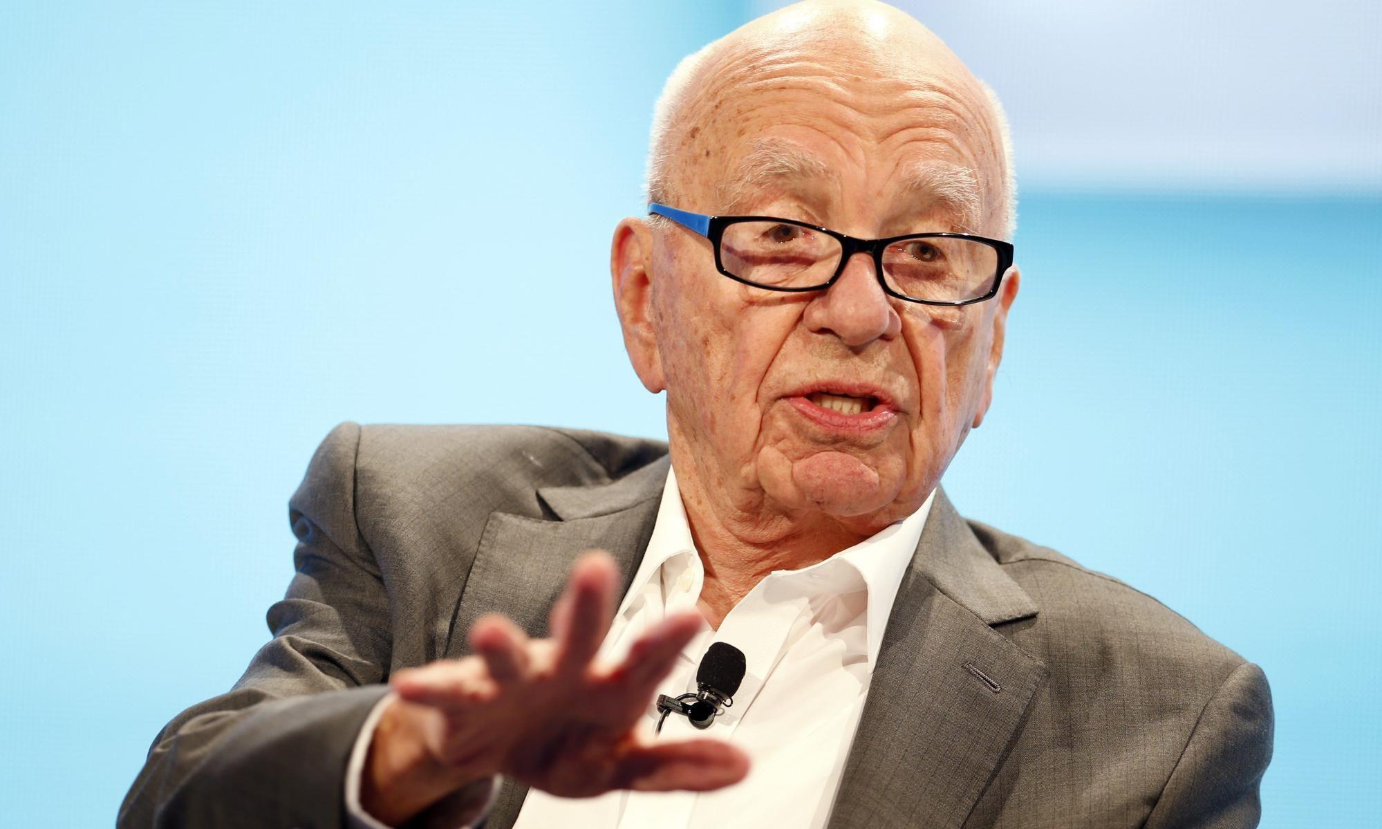 Rupert Murdoch Malcolm Turnbull S Media Law Plans Suit Buddies At Nine Rupert Murdoch 21st Century Fox Fox Information