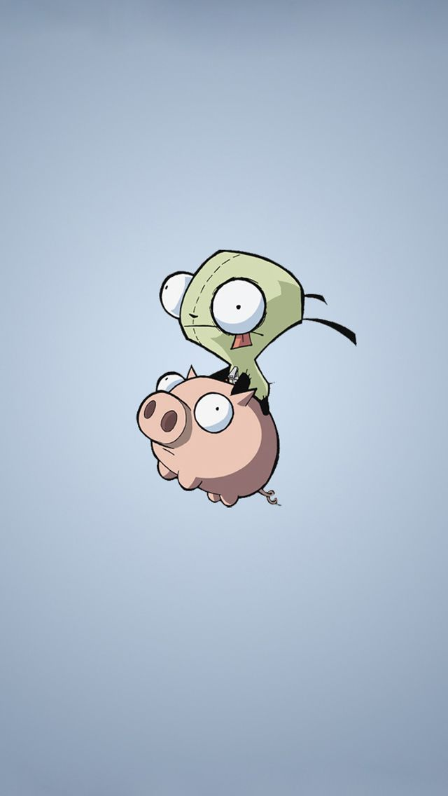 Gir piggy from invader zim my fave cartoon right now d art gir piggy from invader zim my fave cartoon right now d voltagebd Choice Image