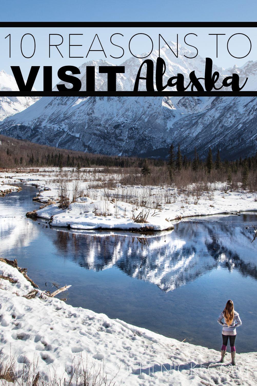 10 Reasons To Visit Alaska   Adventures of Lil Nicki Blog