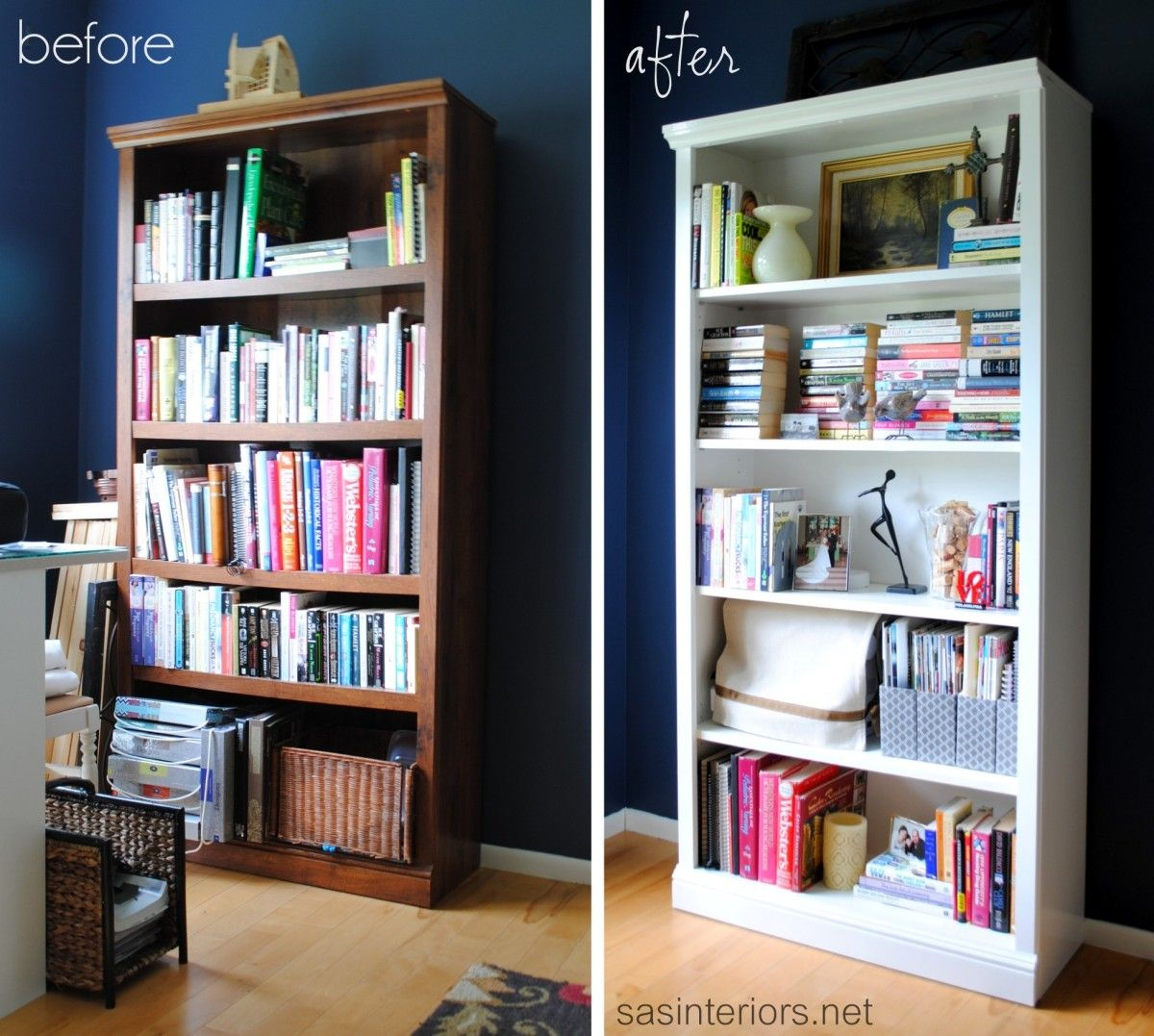How To Style A Bookcase By @Jenna_Burger | Dream Home | Pinterest | Living  Rooms, Interiors And Room Nice Ideas