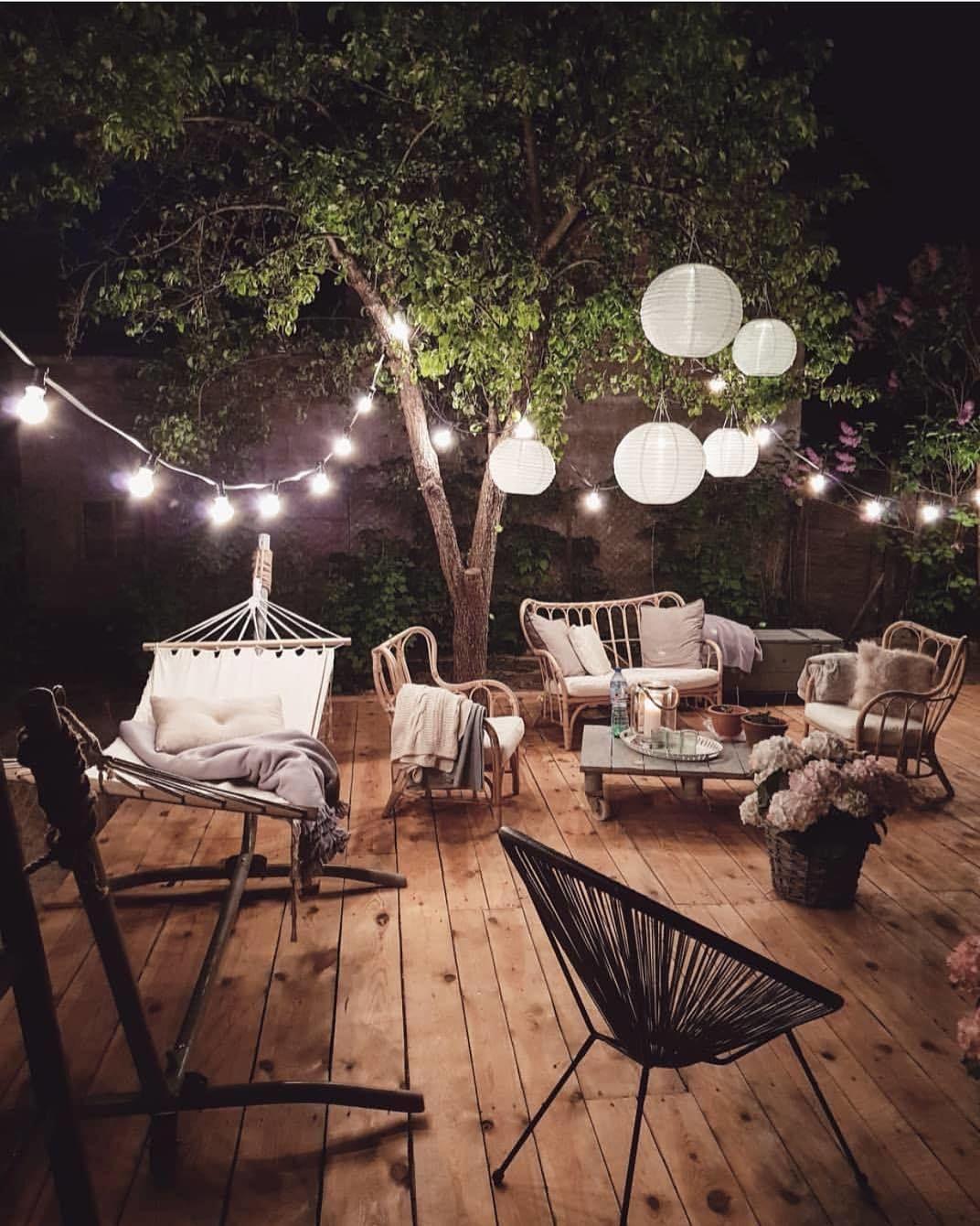 """Interior Design & Decor on Instagram: """"Cozy Porch by @marzena"""