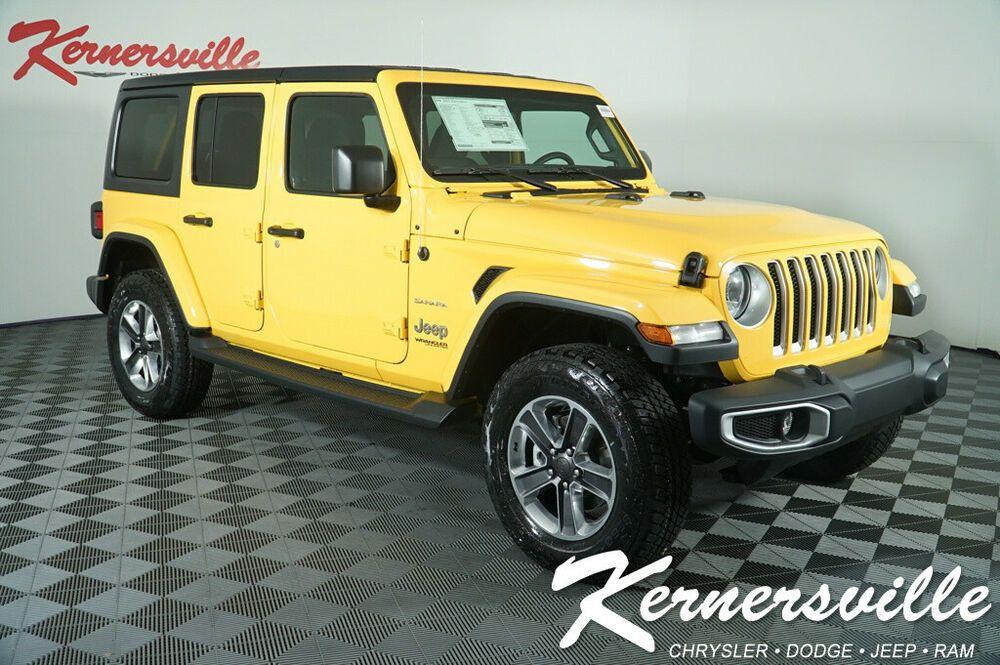 2020 Jeep Wrangler Sahara New 2020 Jeep Wrangler Unlimited Sahara 4wd Suv 31dodge 200563 Price Jeep Wrangler Jeep Wrangler Sahara Jeep