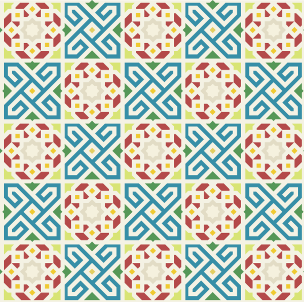 pattern 365 on the Behance Network